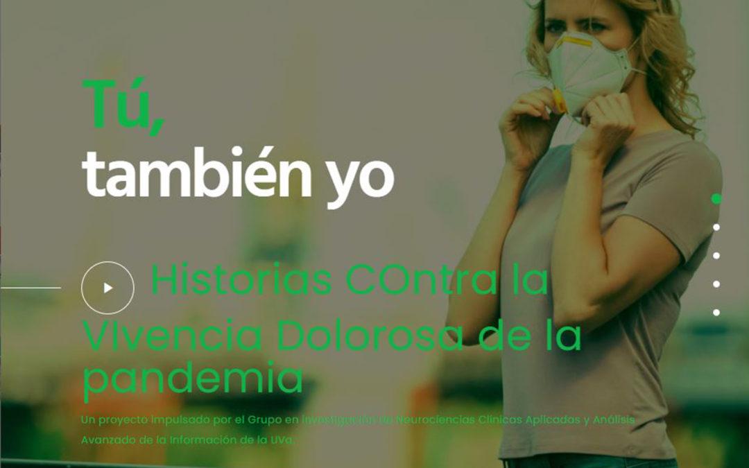 Entrevista en la COPE a nuestra investigadora Begoña Coco sobre #Tú, También Yo.